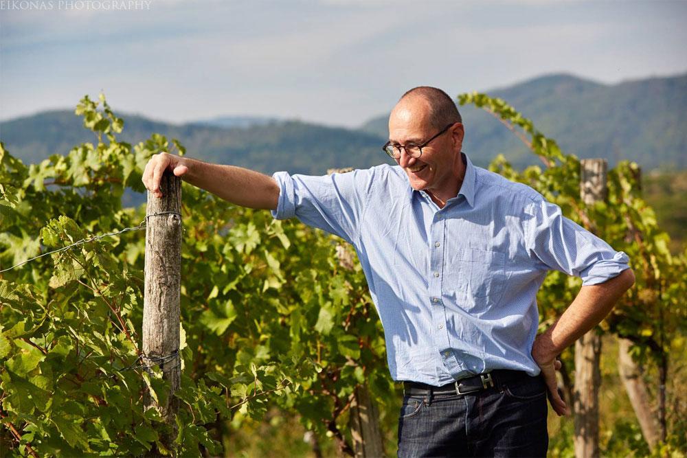 Ferdinand Mayr. Fazination Wein.